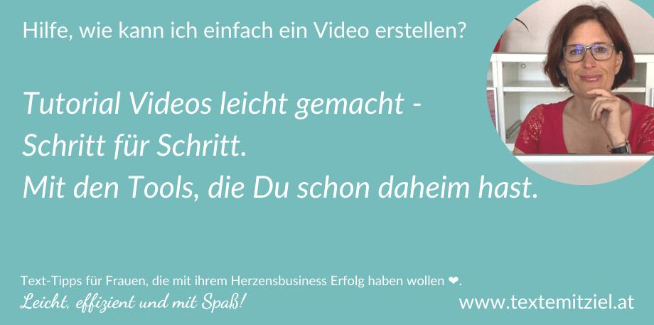 Einfach Videos erstellen (kostenlos)
