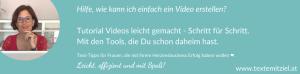 So machst Du Tutorial Videos einfach und kostenlos, aber trotzdem professionell